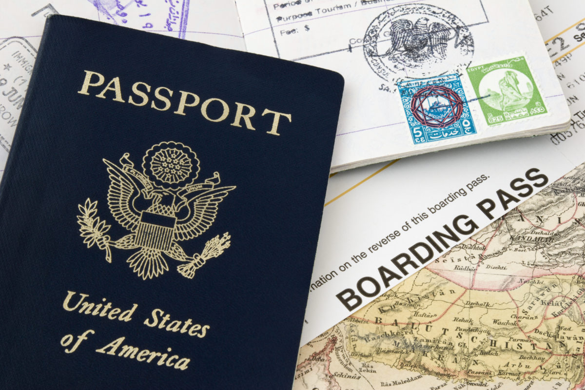 Forget – Atu Convention Don't Reminder Your Travel 58th Passport